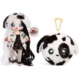Na! Na! Na! Surprise 2-in-1 Fashion Doll And Plush Purse Series 3 – Dottie DeMil ( osso) Giochi Preziosi NAA08000