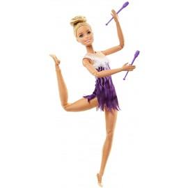 Barbie Sport, Campionessa di Ginnastica Ritmica,Mattel  FJB18