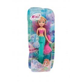 Winx Fairy Mermaid Bambola Flora, Cambia Colore di Giochi Preziosi