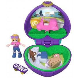 Polly Pocket Il Mini Cofanetto Picnic di Polly, Mattel FRY30