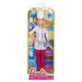 Barbie DHB22 - Bambola Barbie Cuoca