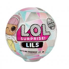 L.O.L. Surprise Sisters o Lil Pets Winter Disco Series, Giochi Preziosi LLU85000