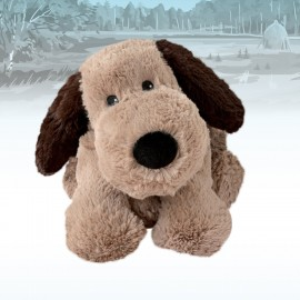 WARMIES  Peluche termico - Cane Marrone