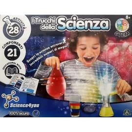 Science4you i Trucchi della Scienza di Giochi Preziosi CEN02000