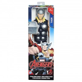 Avengers - Titan Hero, Personaggio Thor, 30 cm C0758-B6660