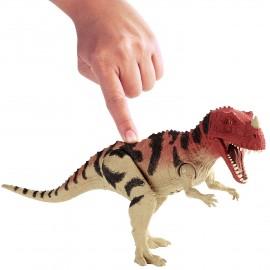 Jurassic World Ceratosaurus Dinosauro con Suoni e movimento di Mattel )FMM29