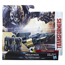 Transformers - Figurina Turbo Changer Megatron di Hasbro C2821-C0884