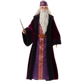 Harry Potter e la Camera dei Segreti Silente, Bambola Albus Silente, 29 cm di Mattel FYM54