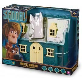 SCOOBYDOO MOVIE HOUSE ,Scoob Haunted Mansion di Grandi Giochi CBM03000