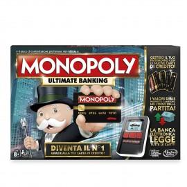 MONOPOLY ULTIMATE BANKING (LA BANCA ELETTRONICA LEGGE TUTTE LE CARTE)