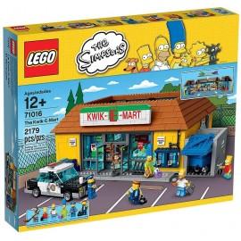 LEGO Simpsons 71016 - Jet Market