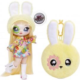 Na Na Na Surprise Series 4-Doll BEBE GROOVY( simbolo pace) di Giochi Preziosi NAA16000