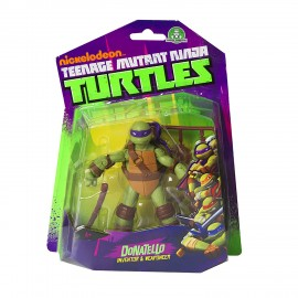 Turtles Personaggio Base Donatello 10 cm teenage mutant ninja