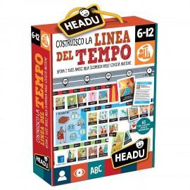 HEADU IT 21499 COSTRUISCO LA LINEA DEL TEMPO GIOCANDO