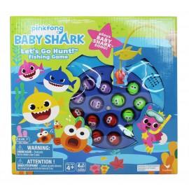 Baby Shark, Gioco Della Pesca, Riproduce La Popolare Canzoncina Baby Shark Doo Doo Doo, Spin Master