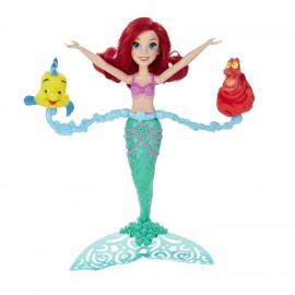 Disney Princess - Ariel Sirena Spin & Swim