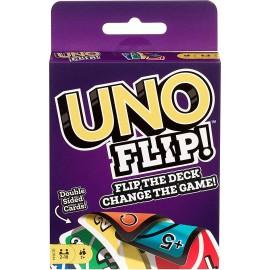 Gioco Carte Uno Flip, Mattel GDR44