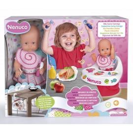 Bambola Nenuco Mangia con Me di Famosa 700012387