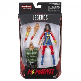 Mevel Spider-Man serie Legends Action Figure: Ms. Marvel di Hasbro C0033-A6655