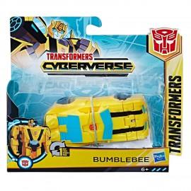 Transformers Cyberverse  1-Step Bumblebee di Hasbro E3523-E3522