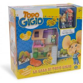 La Casa di Topo Gigio con 2 personaggi inclusi di Grandi Giochi TPG02000
