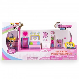 Powerpuff Girls - Flip to Action Playset by Power Puff Girls
