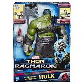 Marvel Thor Ragnarok - Hulk Gladiatore Elettronico  di Hasbro B9971