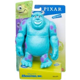 Disney Pixar- Monster's INC. Personaggio di Sulley Snodabile, Mattel GNX77