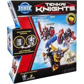 Ionix Tenkai Knights - Action Pack 10501 (Bravenwolf/Leinad/Hos) Spin Master