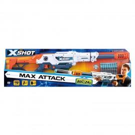 X-Shot - Max Attack Clip Blaster di Zuru