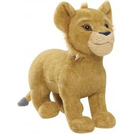 Re Leone - Lion King - originale con effetto sonoro cm 35 circa