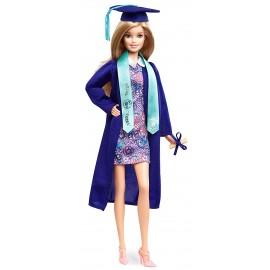 Barbie da Collezione - Barbie Cerimonia Giorno di Laurea di Mattel  FJH66