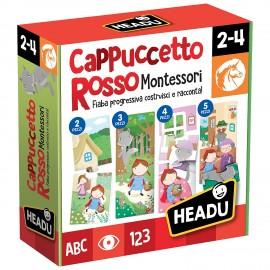 Montessori Cappuccetto Rosso  Headu IT21673