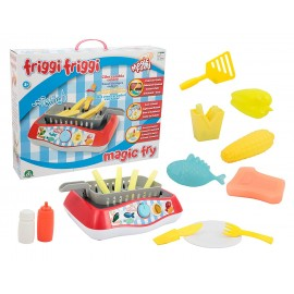 Friggi Friggi con cibo cambia colore di Giochi Preziosi