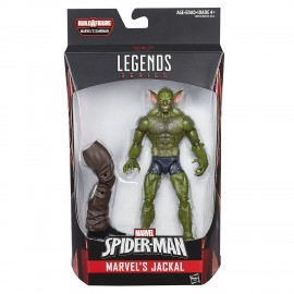Marvel Amazing Spider-Man Legends Action Figure: Jackal di Hasbro C0034-A6665