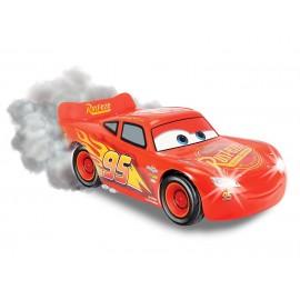 Cars 3 Radio comandata Saetta McQueen in scala 1:16  con Fumo di Dickie 203086005038