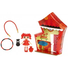 Lalaloopsy - Mini Welt Twist E. Twirls Mini Doll 7,5cm