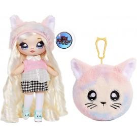 Na Na Na Surprise Series 4-Doll PAULA PURRFECT( simbolo gatto) di Giochi Preziosi NAA16000
