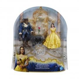 Disney Princess - Bambola Momenti Magici Bella e la Bestia Small Doll di Hasbro B9169EU40