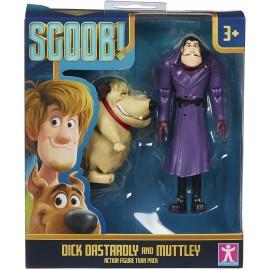 Scooby Doo! Dick Dastardly and Muttley Grandi Giochi CBM04000
