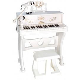 Bontempi Novità Pianoforte, piano upright electronic con usb mp3 microfono , 10 8000