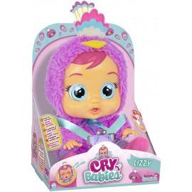Cry Babies- Bambola Lizzy, IMC Toys 91665