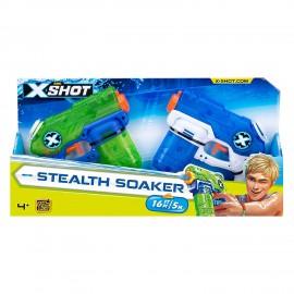 X-Shot - Stealth Soaker  Water Blaster di Zuru sparo 5 mt