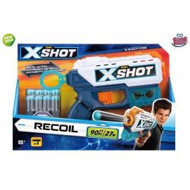 X-Shot Pulse Spara Dardi, Grandi Giochi GG46018