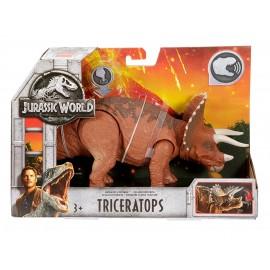 Jurassic World - Dinosauro Triceratops con Suoni  FMM24