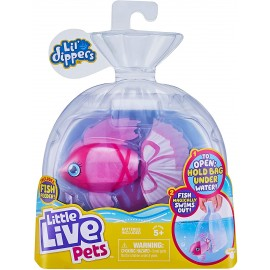 Little Live Pets Lil' Dippers Single Pack - Bellariva  Aquaritos di Giochi Preziosi LP101000