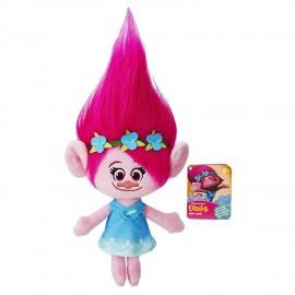 DreamWorks Trolls Poppy Hug 'N Plush Doll by Trolls B7614-B6566
