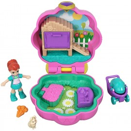 Polly Pocket Mini Cofanetto Il parchetto di Lila, Mattel  GCN08