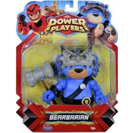 Power Players Personaggio Bearbarian ( Barbarorso ), Giochi Preziosi  PWW01000