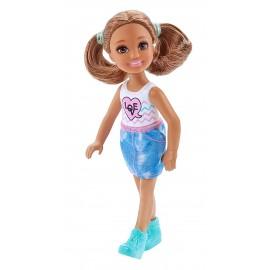 Barbie Club Chelsea - mini doll di MATTEL DWJ33 DWJ28